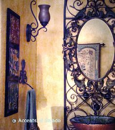 accents of Salado.....one of my many dream bathrooms...