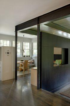 Green Gambrel | LDa Architecture and Interiors