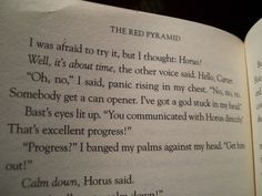 """Kane chronicles-this part makes me laugh every time. One of my favorite parts! << """"Someone get a can opener! Percy Jackson Memes, Percy Jackson Fandom, The Kane Chronicles, Kane Chronicals, Sadie Kane, Red Pyramid, Oncle Rick, Stuck In My Head, Rick Riordan Books"""