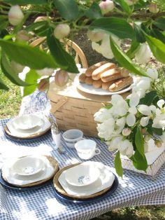 Backyard Barbecue - The Wicker House Picnic Time, Summer Picnic, Summer Fun, Picnic Parties, Beach Picnic, Happy Summer, Spring Summer, Carne Asada, Grilled Artichoke