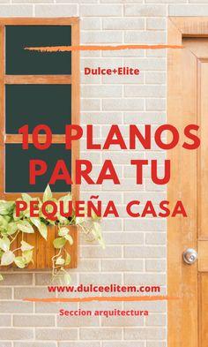 Tu pequeña casa.#pequeñacasa#tupequeñacasa#tucasa#10planoscasa#planosdecasas#tucasa#construyetucasa