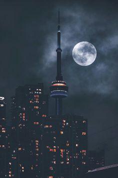 Toronto, On Canada 🇨🇦 Toronto Ontario Canada, Toronto City, Toronto Photography, City Photography, Urban Landscape, Landscape Photos, City Aesthetic, Take Better Photos, Famous Places