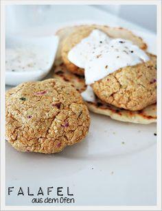 Genusskochen - Food- & Lifestyleblog: Falafel aus dem Ofen