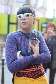 Susie Bubble - Paris - sophie mhabille