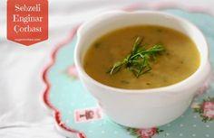 Sebzeli Enginar Çorbası / Özge'nin Oltası