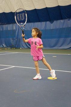 Indoor Tennis - Summer Camp Houston, Texas  #Kids #Events