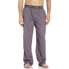 Calvin Klein Printed Pajama Pants ( 15) ❤ liked on Polyvore featuring men s  fashion 7395f1df93