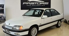 Gm Omega CD 4.1 1997 Branco - Pastore Car Collection
