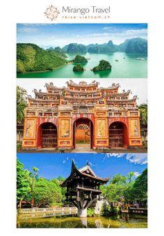 Vietnam Rundreisen-Unsere Vietnam Rundreisen führen Sie garantiert an die interessantesten Orte von Vietnam. Je nach Ihrer verfügbaren Zeit bieten wir vordefinierte Rundreisen für eine, zwei oder drei Wochen an. Laos, Big Ben, Building, Travel, Fun Places To Go, Cambodia, Viajes, Buildings, Destinations