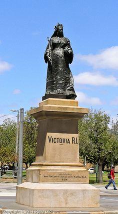 Queen Victoria, Adelaide, South Australia • Adelaide's best
