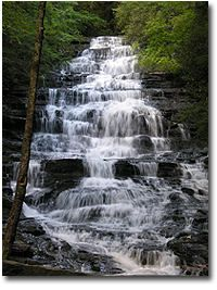 Minnehaha Falls - We are going to Minnesota next month...maybe we will have to check this out!!