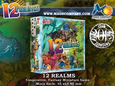 KS IMAGE 2Get a painted set now! https://www.kickstarter.com/projects/magecompany/12-realms-ancestors-legacy