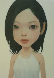 Kai Fine Art is an art website, shows painting and illustration works all over the world. Art And Illustration, Japanese Painting, Japanese Art, Anime Kunst, Anime Art, Cute Love Cartoons, Pastel, Pop Surrealism, Western Art