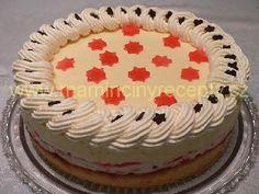 Variace na písecký dort 23cm
