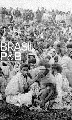 30 raridades em preto e branco que marcaram a fotografia brasileira (Flávio de Barros/Álbum Canônico Virtual de Canudos/Acervo IMS/Museu da República)