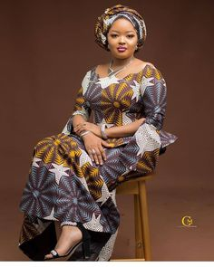 Top Ten Unique And Native Long Ankara styles for African Ladies Latest Ankara Short Gown, Ankara Short Gown Styles, Trendy Ankara Styles, African Dresses For Women, African Attire, African Fashion Dresses, African Wear, African Print Dress Designs, African Print Fashion