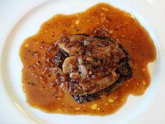 Solomillo Rossini (foie gras caliente, madeira & trufa negra). Reserva online en EligeTuPlato.es