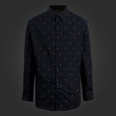 Welovefine:DOTA 2 Long Sleeve Woven Button Up