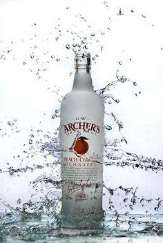 Archer's Peach County Schnapps