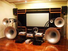 """Avantgarde 1- High End Horn Loudspeakers"" !...  http://about.me/Samissomar"