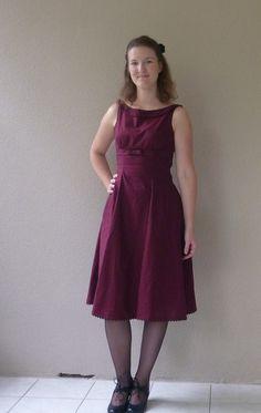 D-day-dress par Slania - B5603 version A