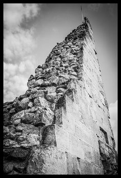 Ruin in Provence
