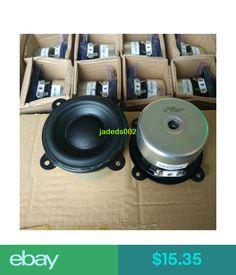 "Other TV, Video & Home Audio 1Pcs For Lg 3""Inch 4Ohm 4 20W Full-Range Speakers Diy Car Audio Loudspeaker #ebay #Electronics"