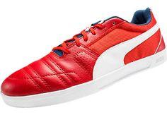 Puma Arsenal Paulista Novo Indoor Soccer Shoes - High Risk Red