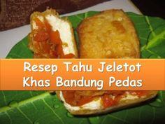 Resep dan Cara Membuat Tahu Jeletot Khas Bandung #NyokMasak http://youtu.be/X55WzBiQZAI