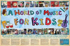 Great music resource for the classroom.  It hase ways to make musical instruments in the class and talks about how children learn through music.