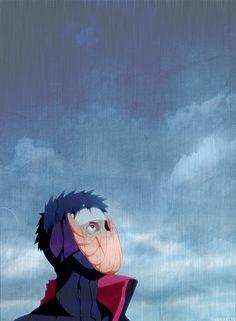 Obito and the rain