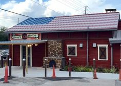 10 Little Known Restaurants In Florida That Are Hard To Find But Worth The Search: #10. Hungry Harry's Family Bar-B-Que, Land O Lakes and Seffner (Tampa Bay)