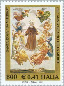 St Rose of Viterbo