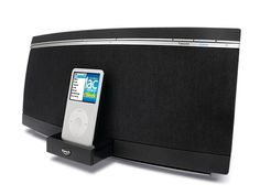 KlipschCast RoomGroove review | Klipsch's RoomGroove speakers work either as standalone iPod speakers or as part of a network of speakers wirelessly connected from room to room Reviews | TechRadar