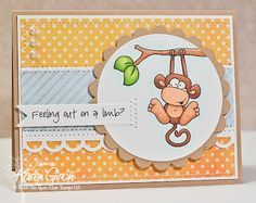 There She Goes Clear Stamps