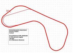 Motorsport In Ireland 1: Superspeedways : RaceTrackDesigns Race Tracks, Design Guidelines, Text Posts, Ireland, Text Messages, Irish
