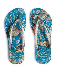 havaianas Royal Slim Flip Flops