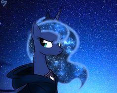 Night Star Luna by BlackBassCry.deviantart.com on @deviantART