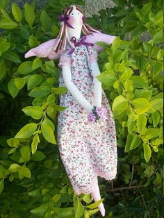 Nataly De Biase: Step by Step doll Tilda