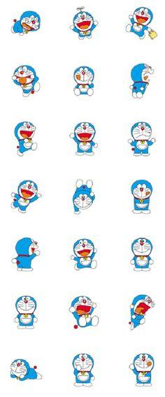 doraemon emoticon code: doraemon emoticon code