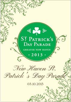 New Haven St. Patrick's Day Parade (http://my.yapp.us/2VWGYP)