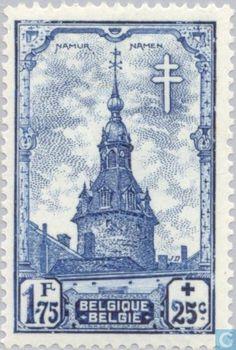 Belgium [BEL] - Belfries 1939