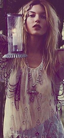 ╰☆╮Boho chic bohemian boho style hippy hippie chic bohème vibe gypsy fashion indie folk . ╰☆╮