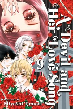 Devil and Her Love Song Graphic Novel 9  #RightStuf2013