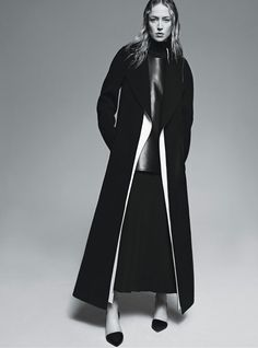 Oversized is in. See all the coolest ways to wear the trend on wmag.com.
