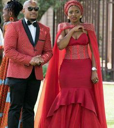 African traditional dresses - 40 Gorgeous Wedding Dress Styles For Your African Traditional Wedding – African traditional dresses African Wedding Attire, African Attire, African Wear, African Women, South African Wedding Dress, African Print Dresses, African Print Fashion, African Fashion Dresses, African Dress