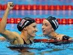 Claire Donahue - Swimming - Olympic Athlete   London 2012  Yes went to WKU