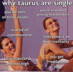 Taurus Memes, Taurus Quotes, Zodiac Memes, Taurus Facts, Astrology Taurus, Zodiac Signs Horoscope, Taurus And Gemini, My Zodiac Sign, Zodiac Taurus