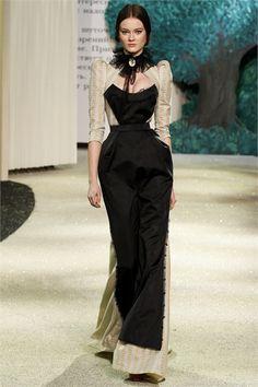 Sfilata Ulyana Sergeenko Paris - Alta Moda Primavera Estate 2013