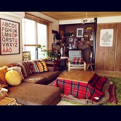 kumiさんの、こたつ,床の間,和室を改造,男前,男前も可愛いも好き,部屋全体,のお部屋写真